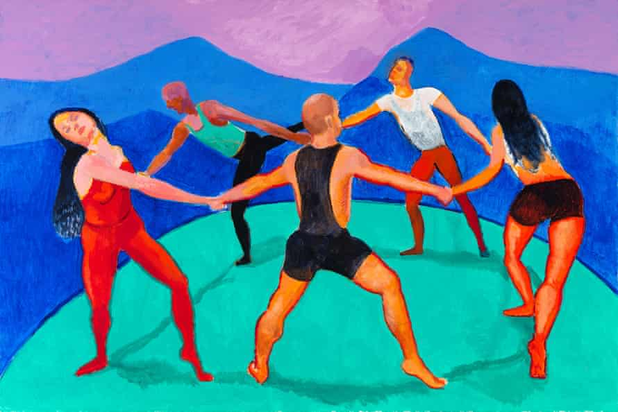 The Dancers IV, 14 August-15 September, 2014