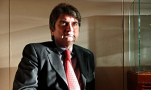 Clarkson's former chief executive, Richard Fulford-Smith, who left and joined Platou.