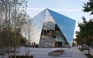 Moussavi's Museum of Contemporary Art Cleveland, Ohio.