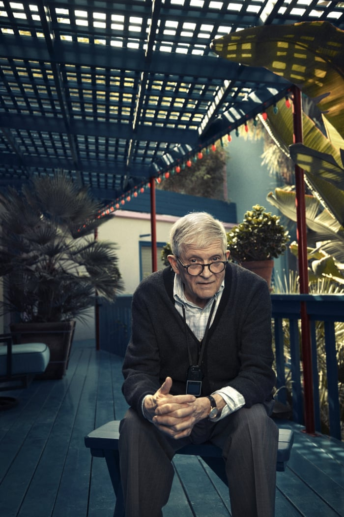 David Hockney When Im Working I Feel Like Picasso I Feel Im 30