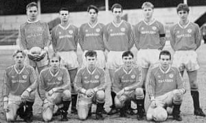 FA Youth Cup Team 1990