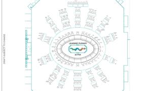 G20 Brisbane: leaders plenary seating plan