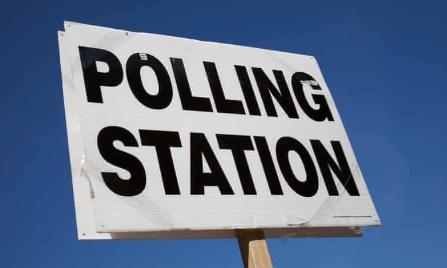 People should vote.