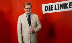 Bodo Ramelow: Die Linke's prospective governor for Thuringia