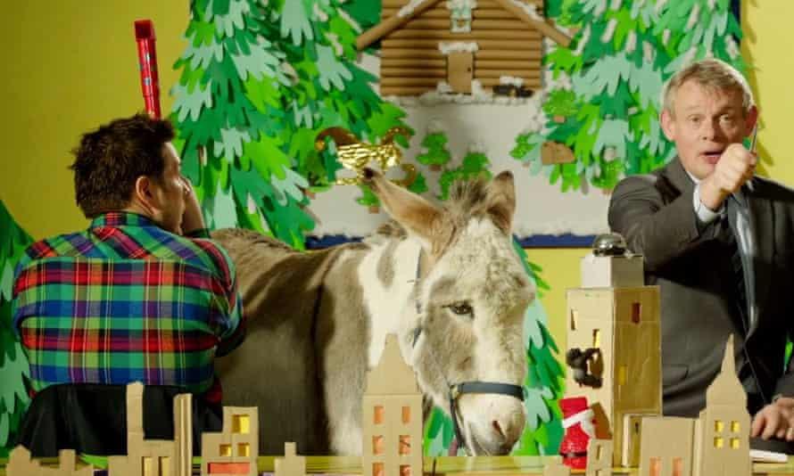 Nativity 3- Dude, Where's My Donkey