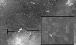 Russian state TV Ukraine plane MH17