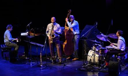 Branford Marsalis and his quartet at London jazz festival
