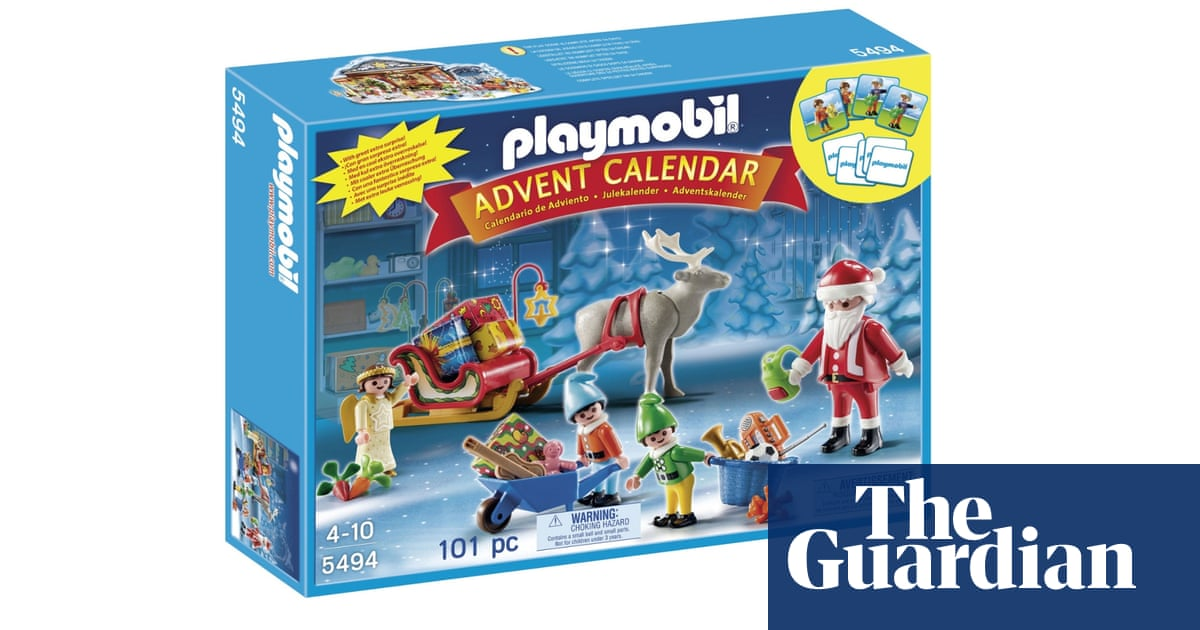 Calendario 2060.Ten Of The Best Advent Calendars For Kids In Pictures