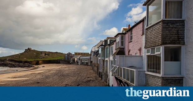 St Ives Council Toys With Banning Outsiders Buying Holiday