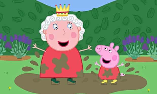 Peppa Pig Queen