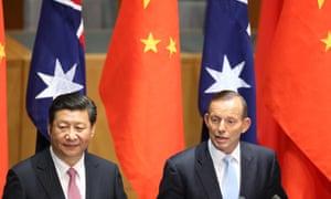 china and australia sign historic free trade agreement politics