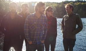 Idlewild countdown: frontman Roddy Woomble ranks the band's albums