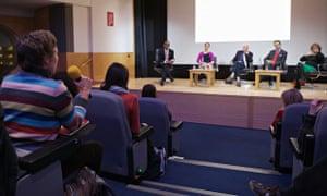British Academy debate
