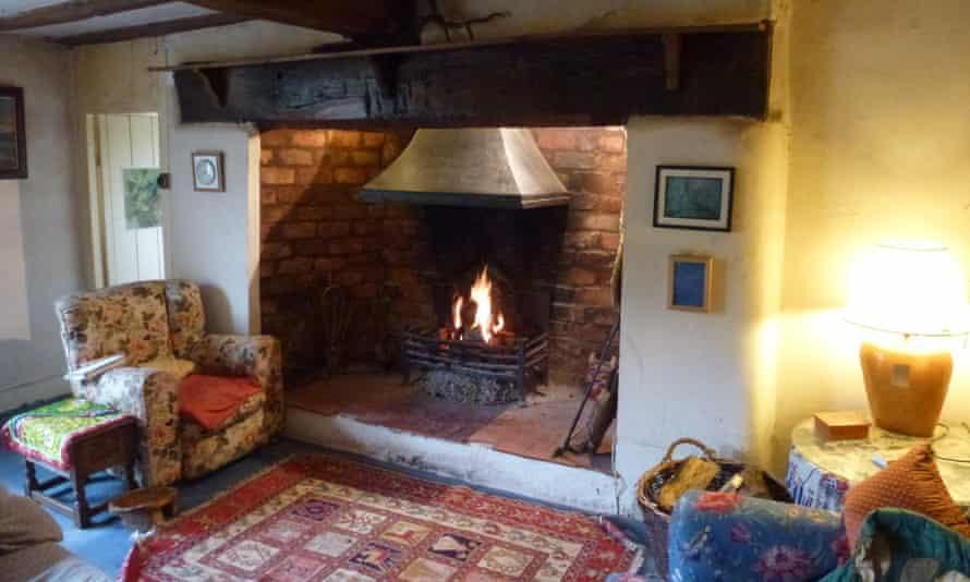 John Vidal home La Forge in Wales