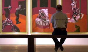 Graphic … Francis Bacon's Three Studies for a Crucifixion