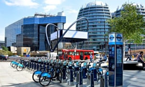 Silicon Roundabout, Old Street