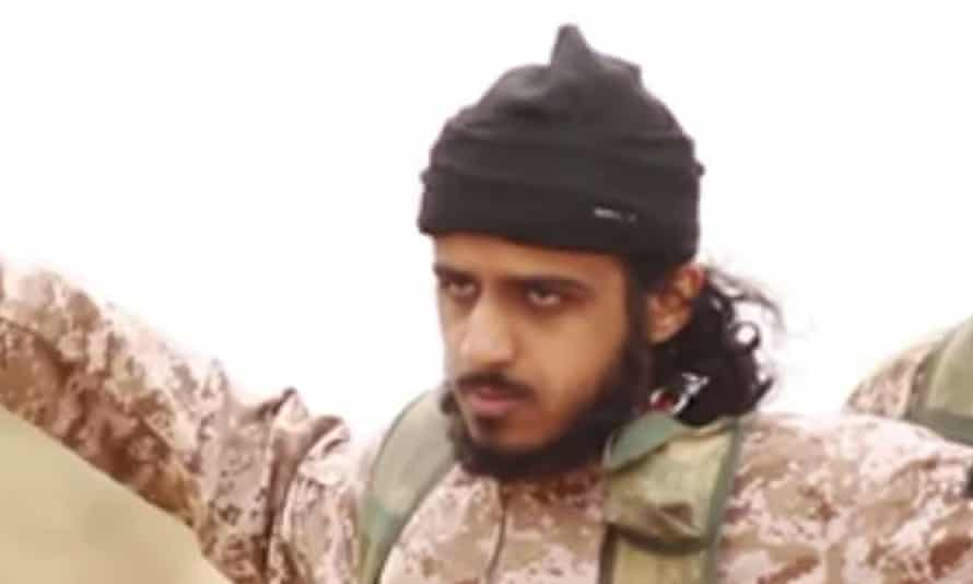 The man in the Isis beheading video of Peter Kassif and a group of Syrian servicemen is alleged to be Nasser Muthana