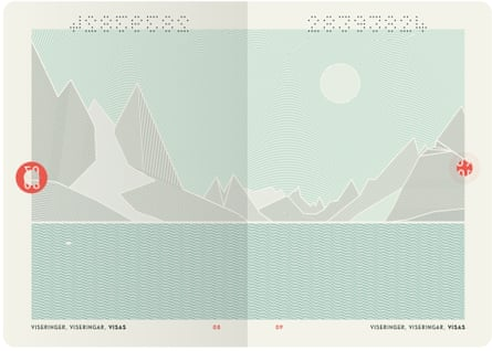 Norway S New Passport Already A Design Classic Norway Holidays The Guardian