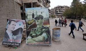 Bashar al-Asssad