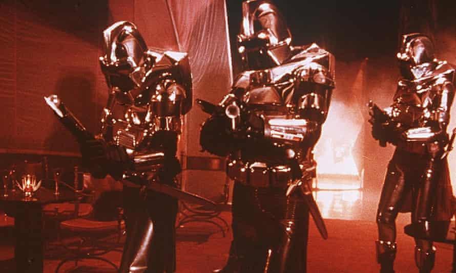 Gary Larson's Battlestar Galactica (1979)