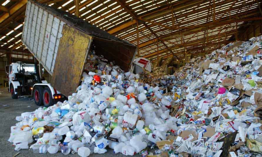 Norcal Waste recycling facility