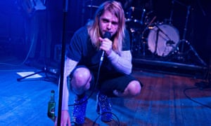 Ariel Pink Performs At Scala In London