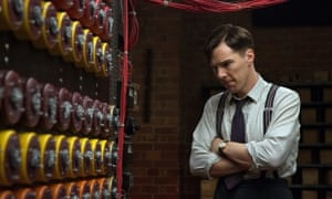 Benedict Cumberbatch The Imitation Game