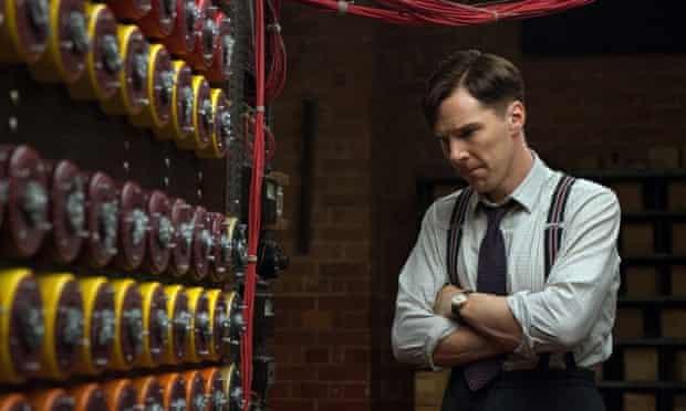 Benedict Cumberbatch The Imitation Game