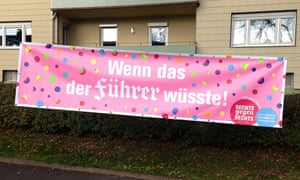 Campaigners in Wunsiedel came up with a novel way to tackle an extremist march on November 15 – by turning the event into a sponsored walkathon.