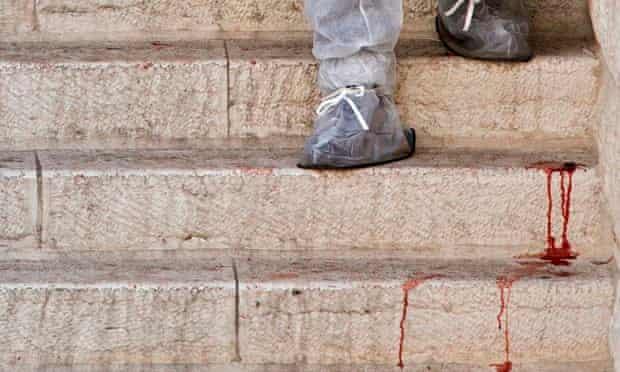 Jerusalem synagogue attack