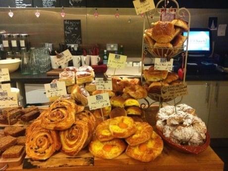 Natural bread company, Oxford