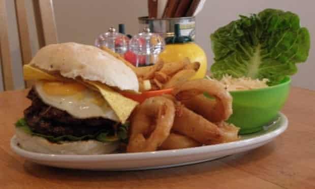 Atomic Burger, Oxford