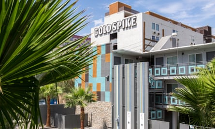 Oasis at Gold Spike.For Cities: Downtown Project in Las Vegas