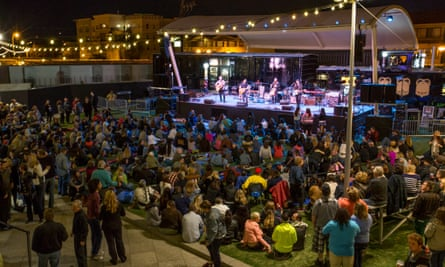Container Park Evening Concert.jFor Cities: Downtown Project in Las Vegas
