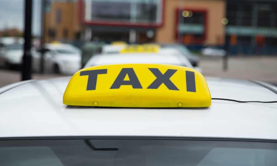 Taxis in Rotherham