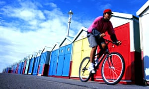 Outdoor pursuits cycling