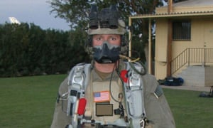 Former Seal Matt Bissonnette, who spent 14 years in the elite US military force.