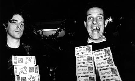 KLF Bill Drummond Jimmy Cauty