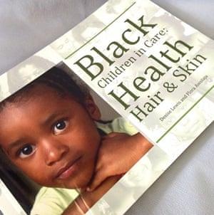 black children care