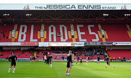 Soccer - Sheffield United Filer