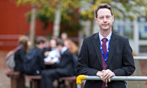 Dr Rory Fox, Ryde academy