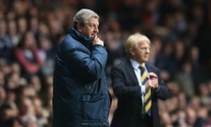 Roy Hodgson and Gordon Strachan