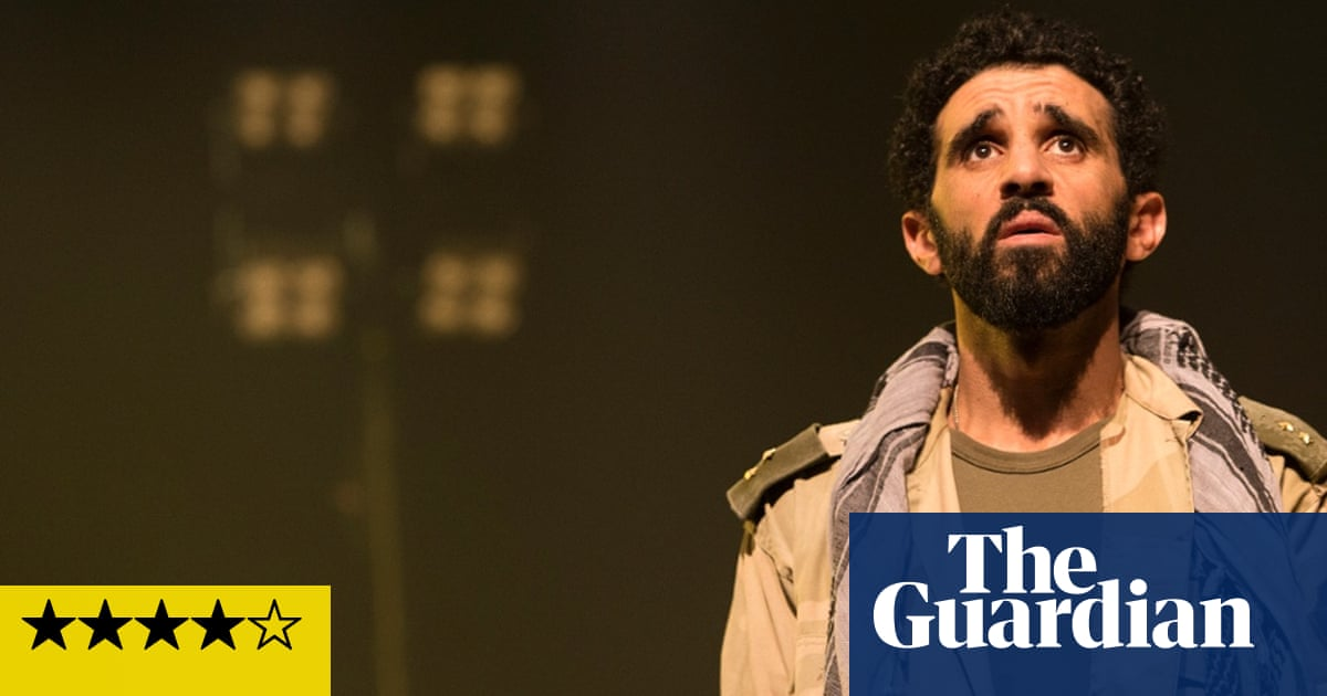 Othello review – a powerful, sickening parable of modern man | Stage