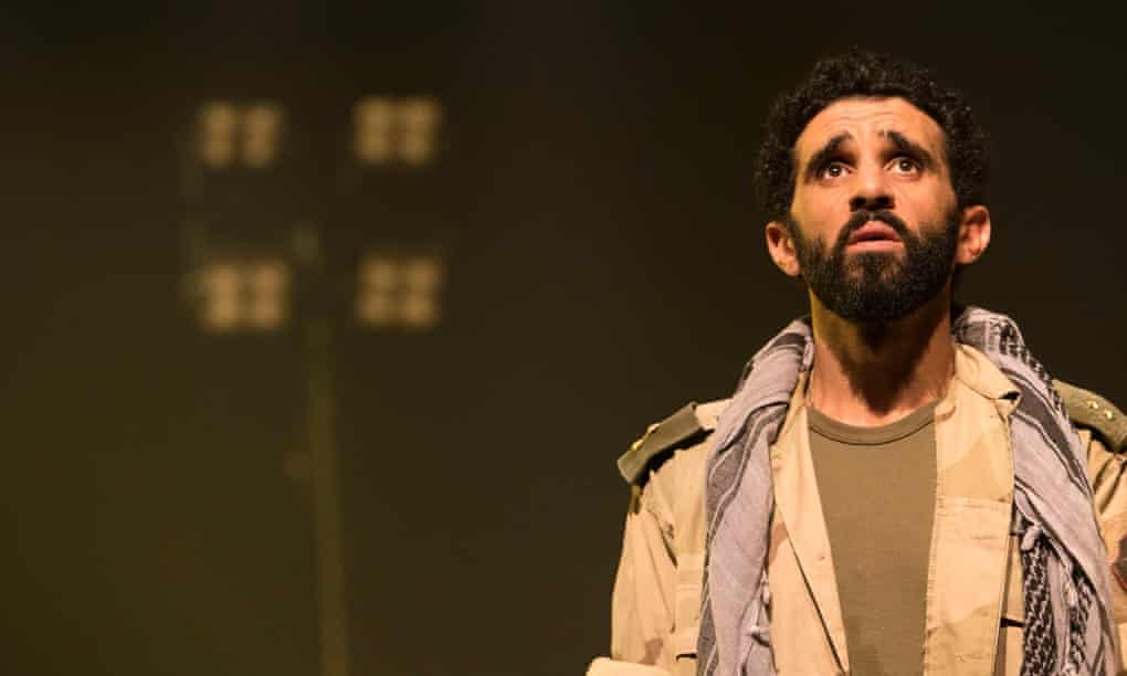 Othello review – a powerful, sickening parable of modern man