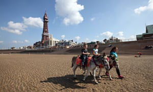 Blackpool Tower reopens after refurbishment