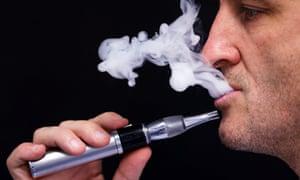 vaper smoke