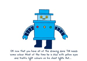 How to draw Tin 8