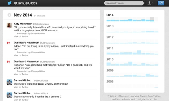 Twitter just made every public tweet findable … here's how