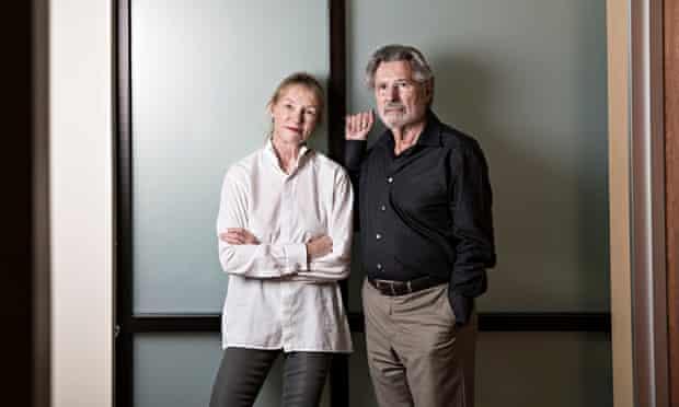 Curtis Boyd and his wife Glenna Halvorson-Boyd