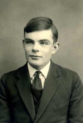 Alan Turing 16 sherborne school